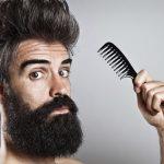 Pflege auf männliche Sichtweise, also ein Haaröl für Männerhaare